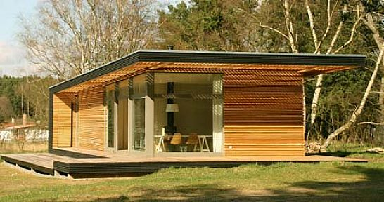 Casa prefabricada madera casas - Casas prefabricada de madera ...